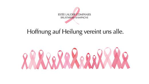 Estée Lauder. Pink Ribbon