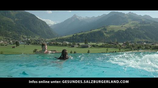 Salzburger Land. Wellness